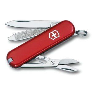 Нож-брелок Victorinox Classic, 58 мм, 7 функций 0.6223