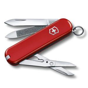 Нож-брелок Victorinox Executive 81, 65 мм, 7 функций 0.6423