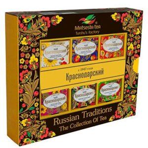 Чайная коллекция «Русские традиции» Краснодарский 46670