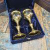 Набор 2 кубка в бархатной коробке 53440