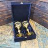 Набор 2 кубка в бархатной коробке 53440 92800