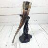 Рог для вина на подставке (ручная работа) 55689 92927