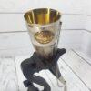 Рог для вина на подставке (ручная работа) 55689 92930