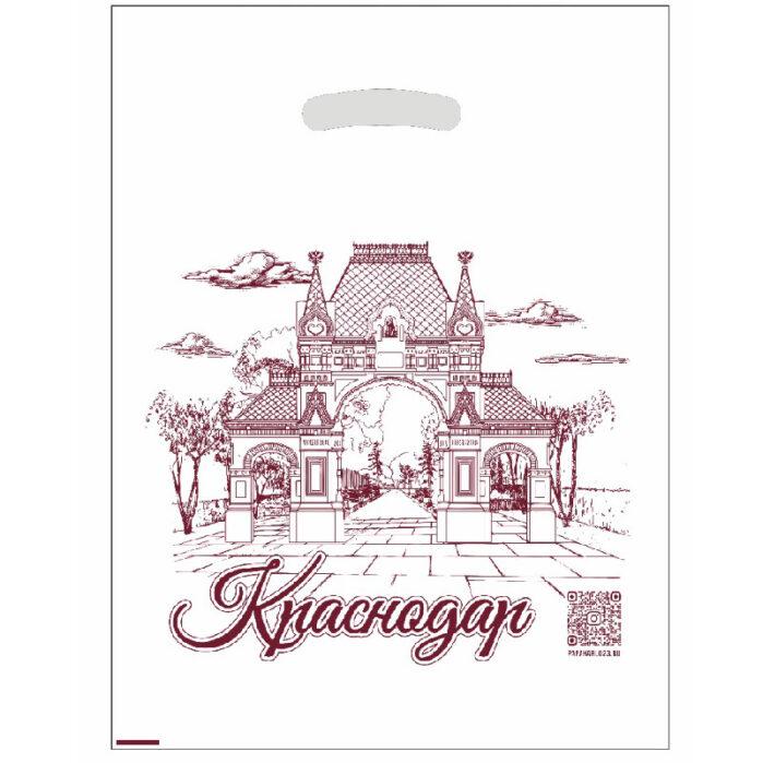 Пакет Краснодар 30*40 см 55460