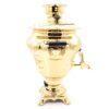 Самовар 3 л. Ваза (золото) электрический 50225 58031