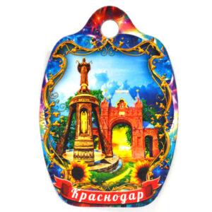 Магнит доска Краснодар Екатерина святая 48018