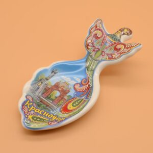 Подставка под чайный пакетик триумфальная Арка Краснодар Жар-птица 47659