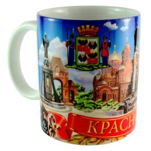 Кружка Краснодар коллаж 20745