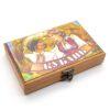 Чай в шкатулке 15 кубиков Казак с казачкой 45398