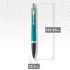 Шариковая ручка Parker Urban Core - Vibrant Blue CT 1931577 33391