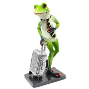 Лягушка с чемоданом 43822