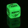 Кубик неоновый «Ролевые игры» 41563 30506