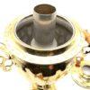 Самовар 2.5 л. с чайником и трубой на дровах 50499 58301
