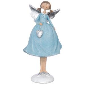 Ангелочек в голубом платье 53711