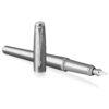 Перьевая ручка Parker Urban Premium - Silvered Powder CT 1931595 33524