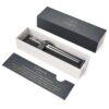 Перьевая ручка Parker Urban Premium - Silvered Powder CT 1931595 33525