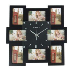 Часы с рамкой 8 фото 38877