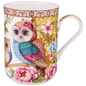 """Кружка """"Owls family"""" 350 мл 57416"""