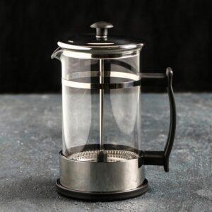 Заварочный чайник с прессом 600 мл. 32795