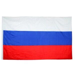 Флаг России 150 × 250 см 46559