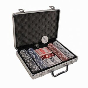 Покер в кейсе 200 фишек 26842