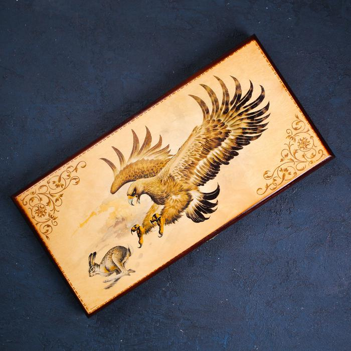 Нарды средние «Охота» 50 × 50 см 56117