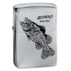 Зажигалка Zippo (зиппо) №200 Black Bass
