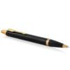 Шариковая ручка Parker IM Core - Black GT 1931666 33552