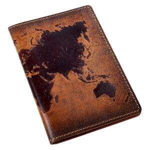 """Обложка на паспорт """"Карта мира"""" 45181"""