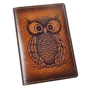 """Обложка на паспорт """"Сова"""" 45184"""
