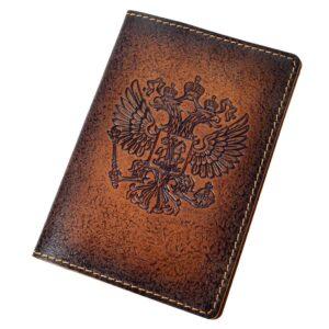 "Обложка на паспорт ""Герб России"" 45187"