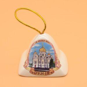 Колокольчик собор А.Невского квадртный мал. 48663