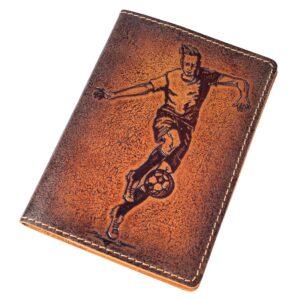 "Обложка на паспорт ""Футбол"" 50701"