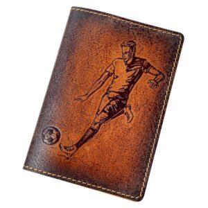 "Обложка на паспорт ""Футбол"" 50702"