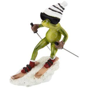Лягушка лыжник 53727
