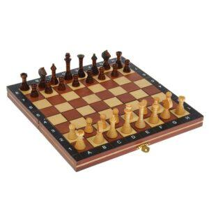 Шахматы настольные 27 × 27 см 44888