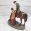 Статуэтка Проводы казака (зеленый) 55477 95210