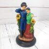 Казачья пара в подсолнухах (казак в синем) 56086