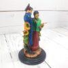 Казачья пара в подсолнухах (казак в синем) 56086 95226