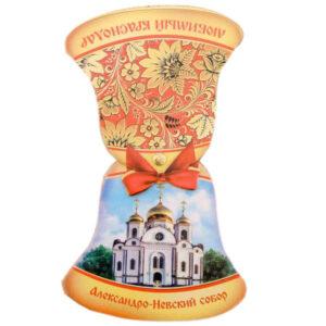 """Магнит раздвижной в форме колокольчика """"Краснодар"""" 42601"""