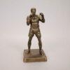 Скульптура Боксер 21 см 49248