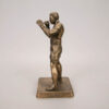 Скульптура Боксер 21 см 49248 90524