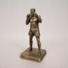 Скульптура Боксер 21 см 49248 90526