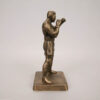 Скульптура Боксер 21 см 49248 90527