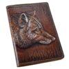 """Обложка на паспорт """"Волк"""" 48068"""