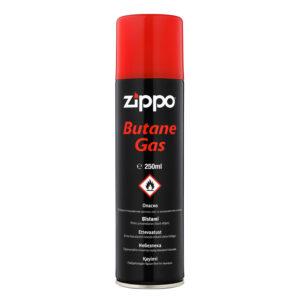 Газ высокой степени очистки ZIPPO для заправки зажигалок, бутан, 250 мл