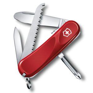 Нож Victorinox Junior 09, 85 мм, 8 функций 2.4213.SKE