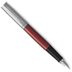Перьевая ручка Parker Jotter Core - Kensington Red CT 2030949