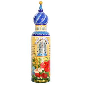Штоф Церковь Кубань 22594
