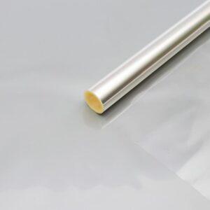 Плёнка прозрачная ширина 60 см, плотность 40 мкм 56610